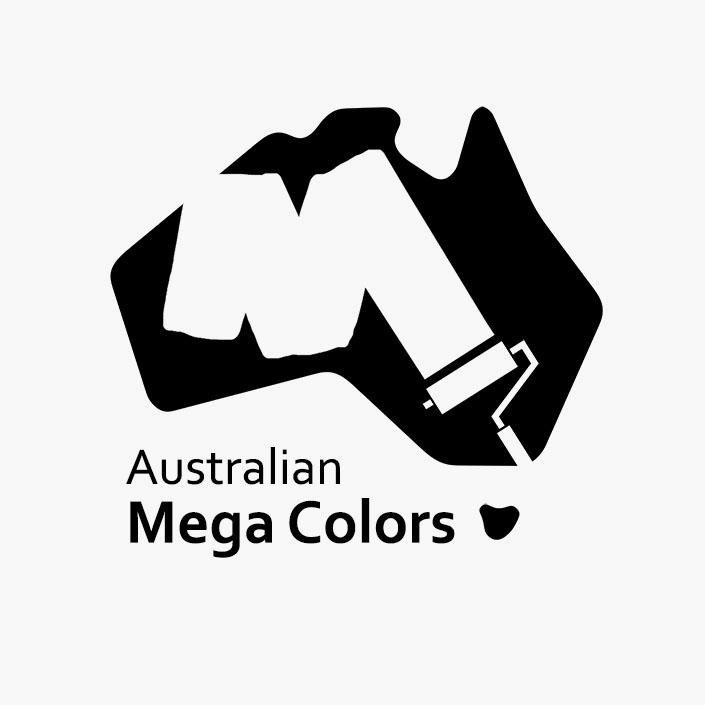 شرکت ساختمانی مگا کالر- نسخه سیاه و سفید