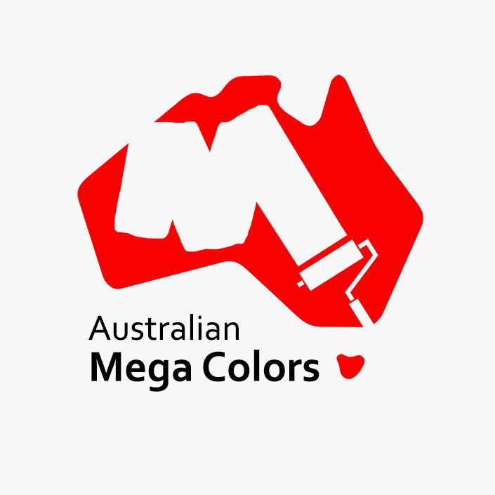 مونوگرام - شرکت نقاشی ساختمانی مگاکالر