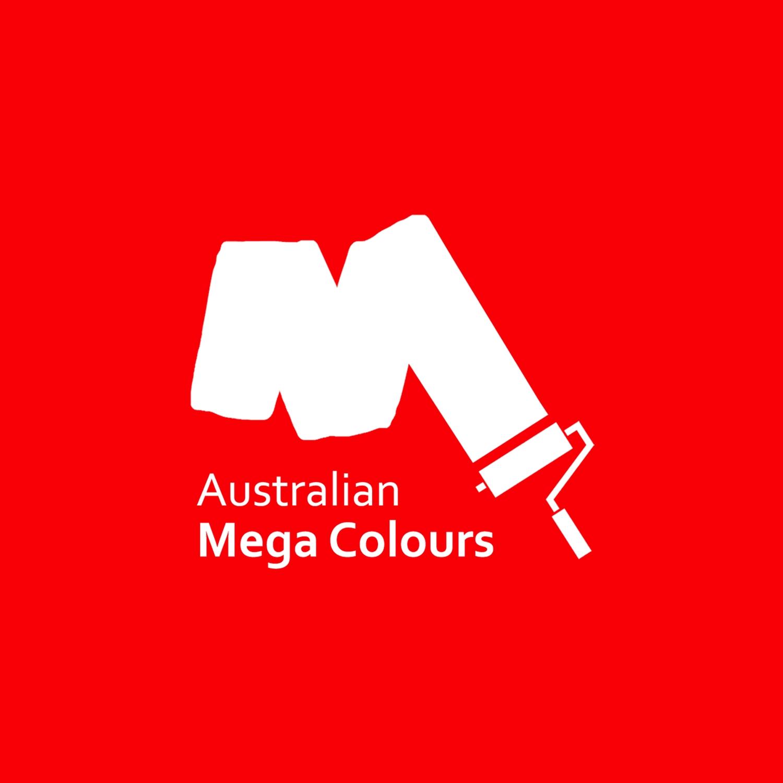 Australian Mega Colours Logo