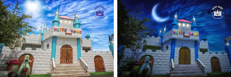 ساختمان خانه شادی مشهد