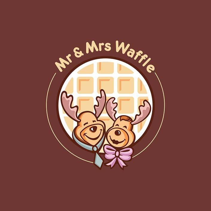 شرکت خانم و آقای وافل - سوئد
