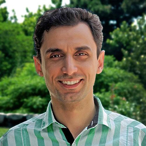 محمد محسن خضری - مدرس و طراح گرافیک