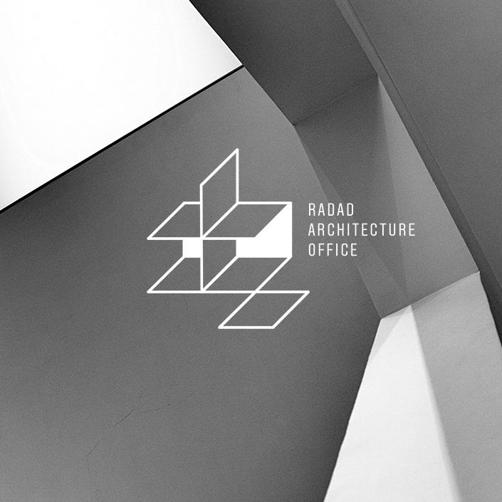 دفتر معماری رداد - طراحی نشانه پیشنهادی